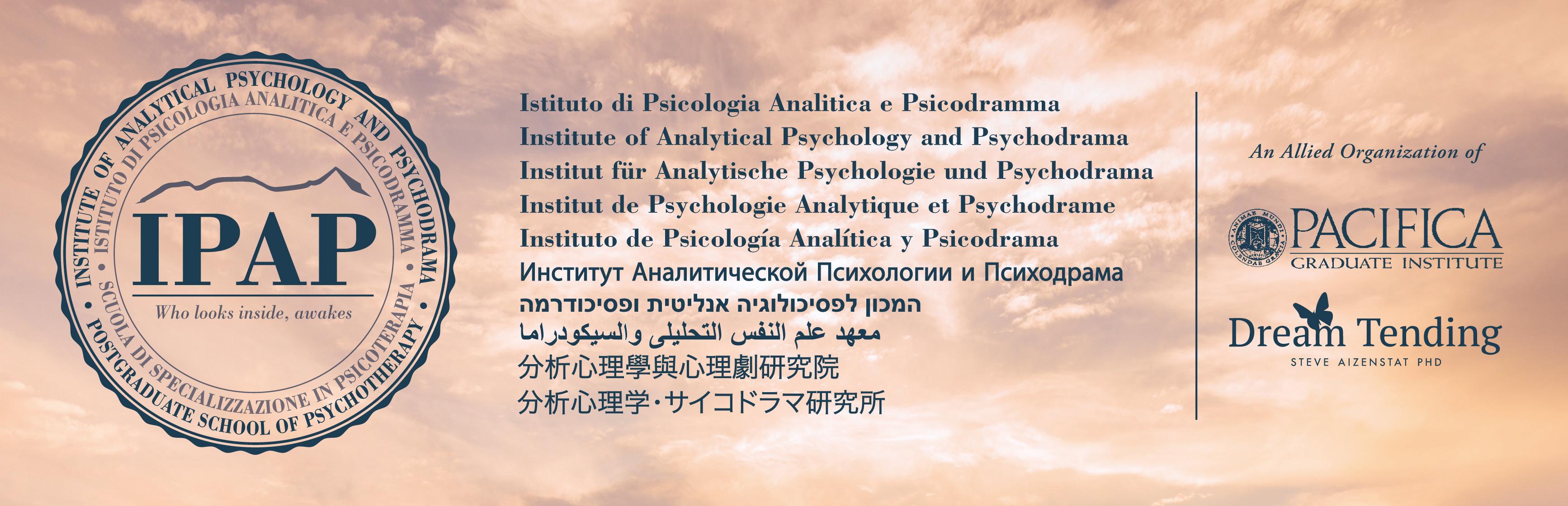 IPAP Istituto di Psicologia Analitica e Psicodramma
